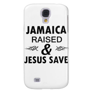 Jamaica designs galaxy s4 cover