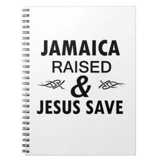 Jamaica designs notebook