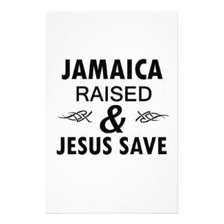 Jamaica designs stationery