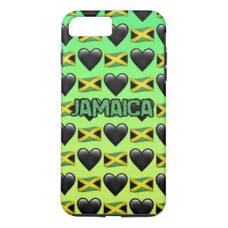 Jamaica Emoji iPhone 8/7 Plus Phone Case