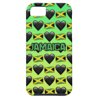 Jamaica Emoji iPhone SE/5/5s Phone Case