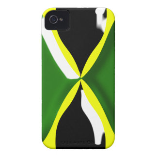 Jamaica Flag Blackberry Bold Case-Mate Case