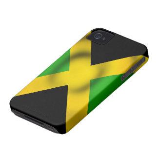 Jamaica Flag Blackberry Bold Case-Mate Case Case-Mate iPhone 4 Cases