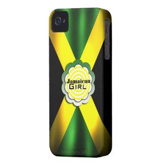 Jamaica Flag Blackberry Bold/Curve Case-Mate Case