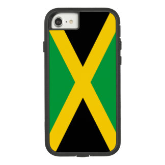 Jamaica Flag Case-Mate Tough Extreme iPhone 8/7 Case