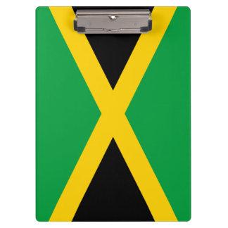 Jamaica Flag Clipboard