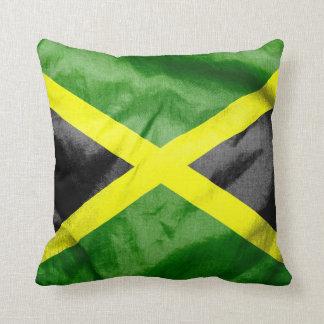 Jamaica Flag Throw Pillows