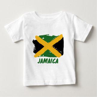 Jamaica flag design baby T-Shirt