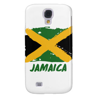 Jamaica flag design samsung galaxy s4 covers