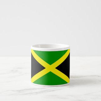 Jamaica Flag Espresso Cup