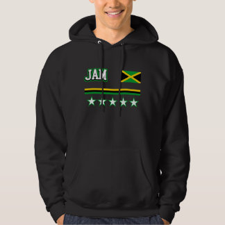 Jamaica Flag Hoodie