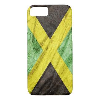Jamaica flag iPhone 7 case