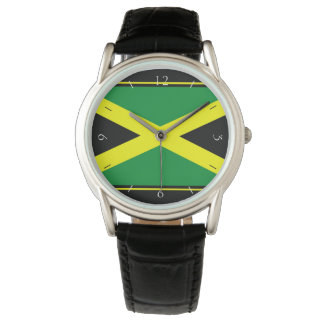 Jamaica Flag Men's Watch