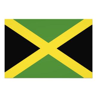 Jamaica Flag Photo Art