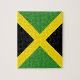 Jamaica flag  products jigsaw puzzle