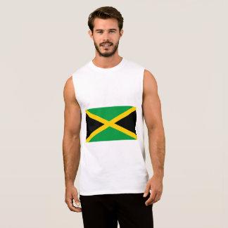 Jamaica Flag Sleeveless Shirt