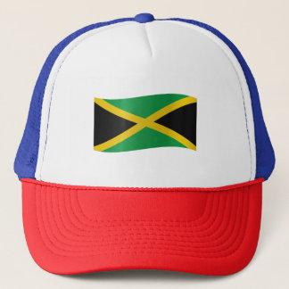 Jamaica Flag Trucker Hat