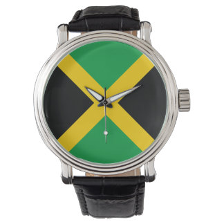 Jamaica Flag Watches