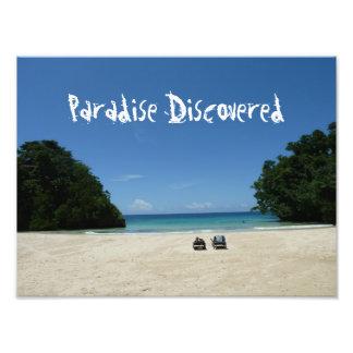 Jamaica Frenchman's Cove Beach Photo Print
