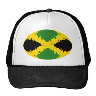 Jamaica Gnarly Flag Hat