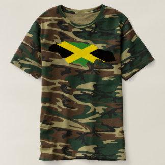 Jamaica Iceland - Proud Jamaicans - Jah Army shirt