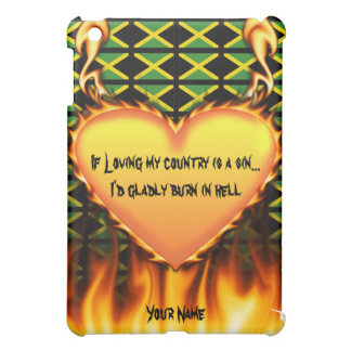 jamaica If loving my country is a sin Case For The iPad Mini
