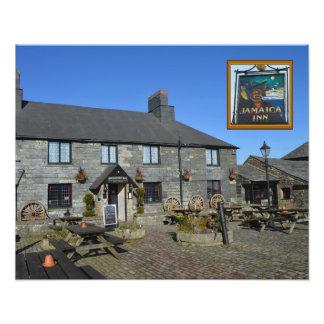 Jamaica Inn Bodmin Moor Cornwall England Photo Print
