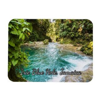 Jamaica Irie Blue Hole, Ocho Rios Magnet
