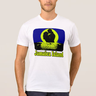 Jamaica Island Sunset Honeymoon T-Shirt