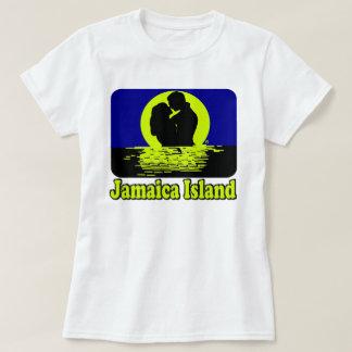 Jamaica Island Sunset T-Shirt