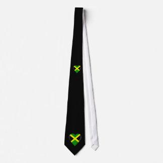 Jamaica Jamaican flag Tie