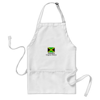 Jamaica Kingston Mission Apron