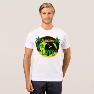 Jamaica One Love Sunset Honeymoon T-Shirt
