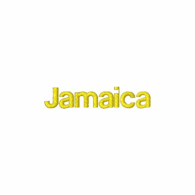 Jamaica Embroidered Polo Shirt