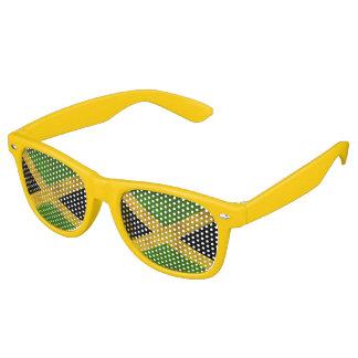 Jamaica Proud Jamaicans - Reggae party Sunglasses