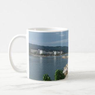 Jamaica Sea View Coffee Mug
