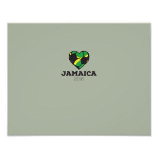 Jamaica Soccer Shirt 2016 Art Photo