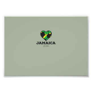 Jamaica Soccer Shirt 2016 Photo