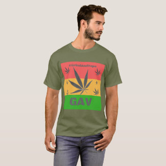 Jamaica Tribute by #GrindAndVape T-Shirt