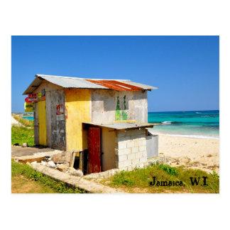 Jamaica, W.I. Postcard