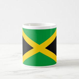 Jamaica World Flag Basic White Mug