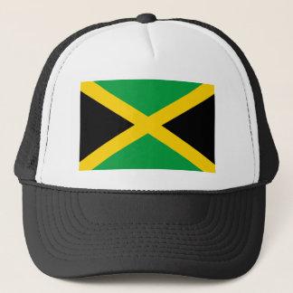 Jamaica World Flag Trucker Hat