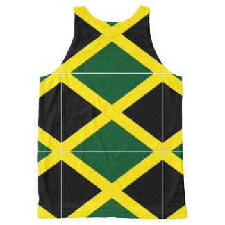 jamaican All-Over print singlet