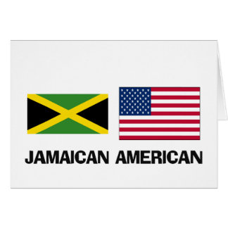 Jamaican American Greeting Cards