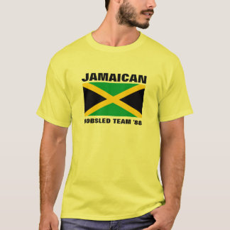 Jamaican Bobsled Team '88 T-Shirt