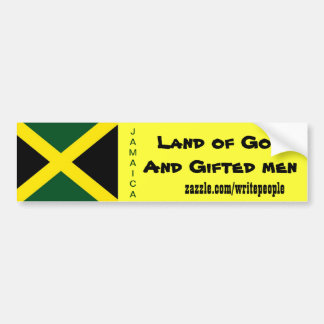 Jamaican  bumper stickers