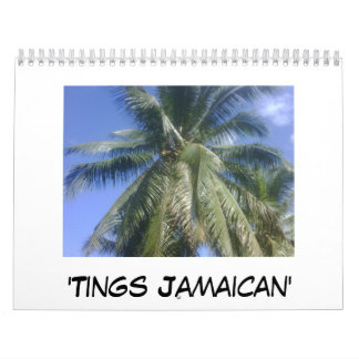 Jamaican Calendar