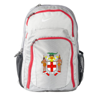 Jamaican Coat of arms Backpack