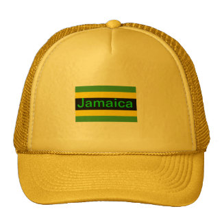 Jamaican Colours Baseball Cap