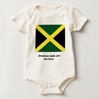 Jamaican dads are the best baby t-shirts